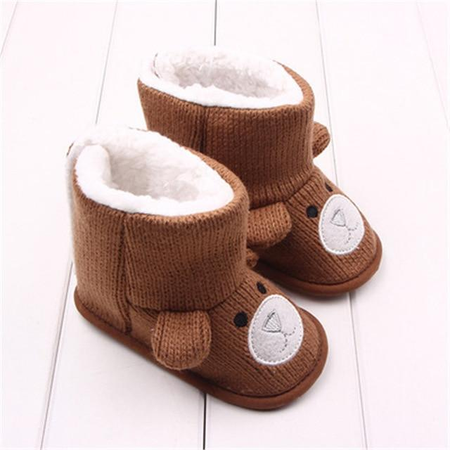 Baby Winter Boots Infant Toddler