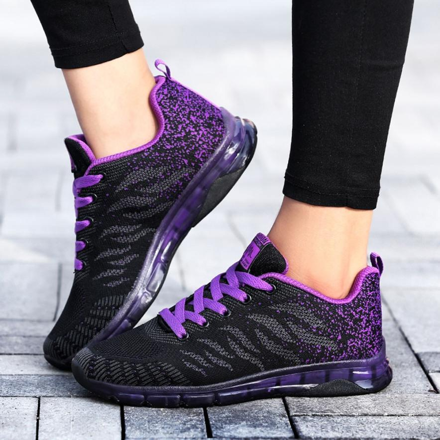 Women Sneakers Ladies Lace-up